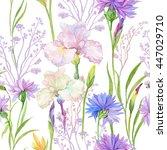 Seamless Pattern Illustration...