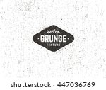 grunge vector background... | Shutterstock .eps vector #447036769