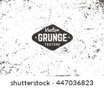 grunge vector background... | Shutterstock .eps vector #447036823