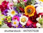 Bouquet Of Various Summer...