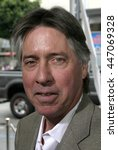 Small photo of Alan Silvestri at the Los Angeles premiere of 'The Polar Express' held at the Grauman's Chinese Theater in Hollywood, USA on November 7, 2004.