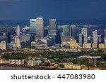 london  uk   july 2  rainy...   Shutterstock . vector #447083980