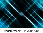 abstract blue background... | Shutterstock . vector #447084730