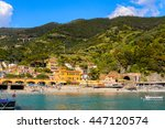 monterosso  italy   may 5  2016 ... | Shutterstock . vector #447120574