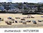 St Ives  Cornwall   England ...