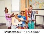 Portrait Of Smiling Kids...