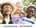 Kids Enjoyment Happiness Smiling Playful - Fine Art prints