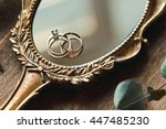 Beautiful Wedding Rings On A...