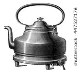 Heating Kettle  Vintage...