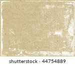 vector texture of the old paper | Shutterstock .eps vector #44754889
