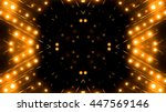 stage lights | Shutterstock . vector #447569146