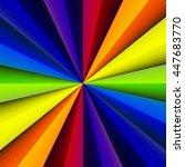 starburst vector background....   Shutterstock .eps vector #447683770