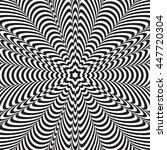 vector abstract seamless... | Shutterstock .eps vector #447720304