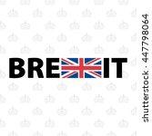 Brexit Design Concept Devoted...