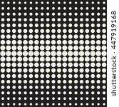 vector seamless black and white ... | Shutterstock .eps vector #447919168