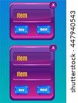 mobile game ui  asset reskin