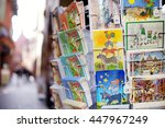 bremen  germany   march 23 ... | Shutterstock . vector #447967249
