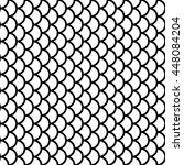 pattern seamless ornament.... | Shutterstock . vector #448084204