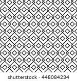 islamic pattern seamless...   Shutterstock . vector #448084234
