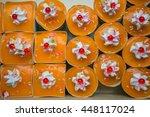 cupcakes | Shutterstock . vector #448117024