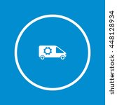 car icon   Shutterstock .eps vector #448128934