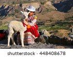 Colca Canyon  Peru January 16 ...