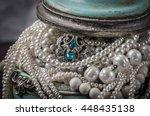 Luxury Jewelry Box With Jewelr...