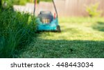 Lawnmower  Mowing Process