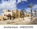 tel aviv  israel   november 30  ...   Shutterstock . vector #448525390