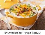 Delicious Cream Potato Soup...