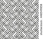 seamless geometric pattern.... | Shutterstock .eps vector #448549858