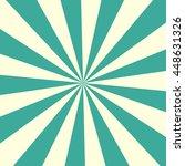 sun ray pattern | Shutterstock .eps vector #448631326