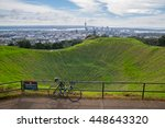 auckland  new zealand   may 10  ... | Shutterstock . vector #448643320