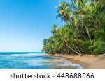 Paradise Beach Of Manzanillo...