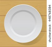 vector illustration of empty...   Shutterstock .eps vector #448768384