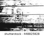 distressed overlay texture of... | Shutterstock .eps vector #448825828