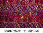 antigua  guatemala   july 4 ... | Shutterstock . vector #448834858