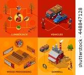 Lumberjack 2x2 Isometric Desig...