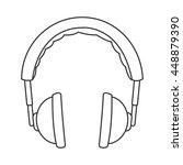 padded headphones icon