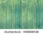 old  weathered wood planks.... | Shutterstock . vector #448888438