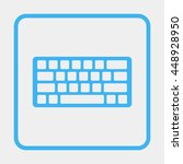 keyboard icon.