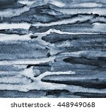 abstract grey watercolor on... | Shutterstock . vector #448949068