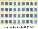 lots of windows | Shutterstock . vector #449019748