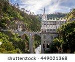 Las Lajas Sanctuary   Ipiales ...