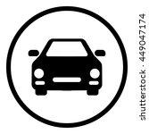 car icon.vector icon. | Shutterstock .eps vector #449047174