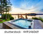 Awesome Water View With Hot Tu...