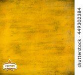 grunge scratch texture. vector. | Shutterstock .eps vector #449302384