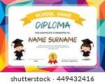 Kids Diploma Certificate...