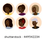 set of vector icons with...