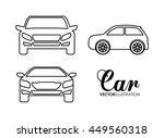 transporation design... | Shutterstock .eps vector #449560318